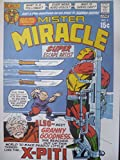 Mister Miracle 1971 (#2, 14 x 10 cm, DC Comics Poster ""