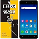 Klixx Tempered Glass Guard For Gionee A1 Lite