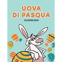 Uova di Pasqua Coloring Book