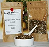 Marsh Labrador Herb (Rhododendron tomentosum) - Health Embassy - 100% Natural (50g) by Health Embassy