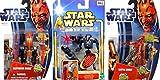 Droid Squad Separatist Army mit Super Battle Droid, Destroyer Droid & Battle Droid - Star Wars Movie Heroes / Clone Wars von Hasbro