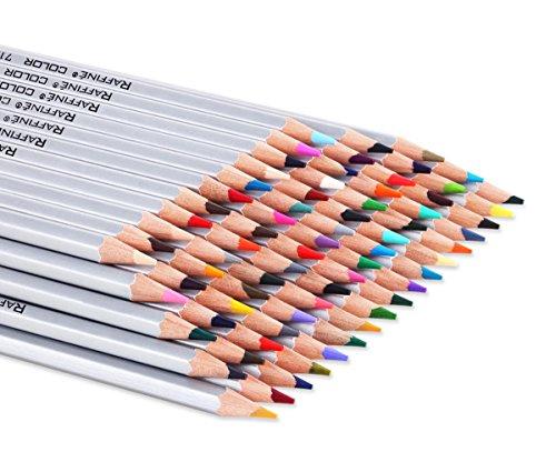 GinCoband 72 Farben Colored Pencils Farbstifte Perfekt Für Kunst-Zeichnung