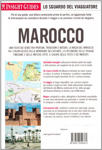 Zoom IMG-1 marocco ediz illustrata
