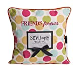 Best Pen For Autographs - Autograph Write On Polka Dot FRIENDS forever Throw Review