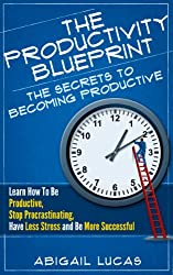 The Productivity Blueprint - The Secrets to Becoming Productive (Learn How To Be Productive, Stop Procrastinating, Have Less Stress and Be More Successful Book 1)