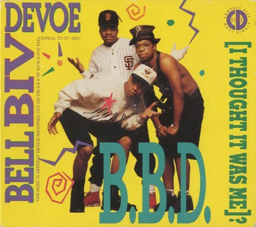 I Thought It Was Me? by Bell Biv Devoe