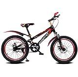 Great St. DGF Vélos pour Enfants VTT Hommes, Femmes et Enfants 16/18 Pouces 4-12 Ans étudiant vélo ( Color : B , Size : 16 inches )
