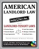 American Landlord Law: Everything U Need to Know About Landlord-Tenant Laws (American Real Estate) Paperback August 21, 2008