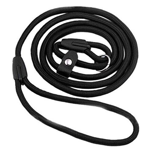 Pveath Pet Hund Loop Nylon Verstellbare Hundeleine Training Leine Retrieverleine Traktion Seil Halsband