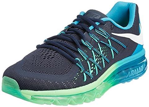 Nike Air Max 2015 Herren US 8 Blau