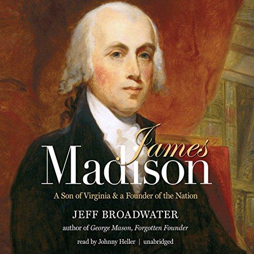 James Madison  Audiolibri