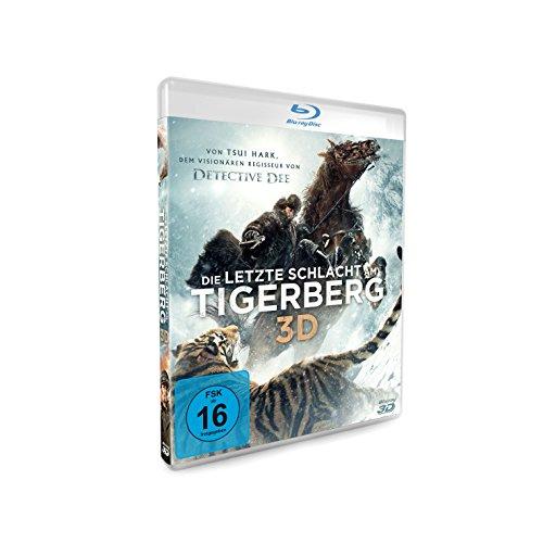 Die letzte Schlacht am Tigerberg [3D Blu-ray]