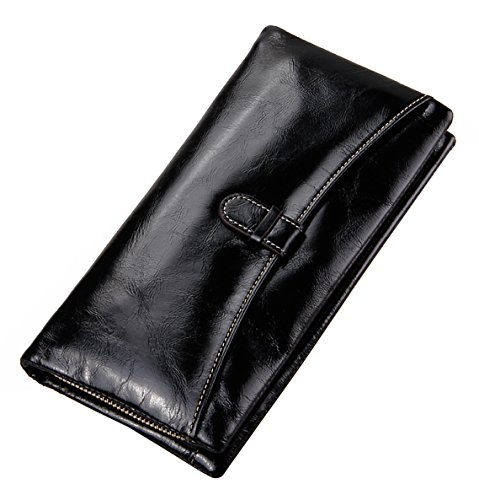 lh-saierlongr-womens-zipper-wallet-black-genuine-leather-wallets