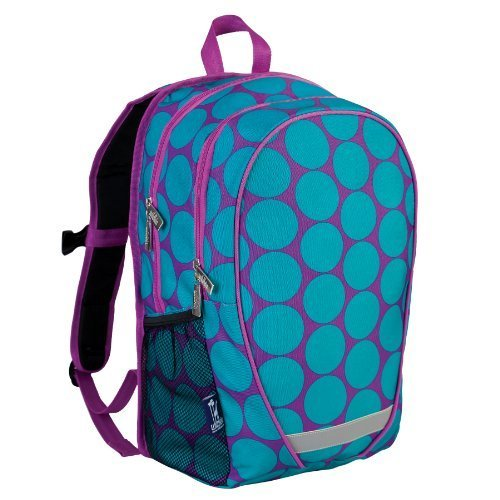 wildkin-aqua-big-dot-comfortpak-backpack-one-size-by-wildkin-english-manual