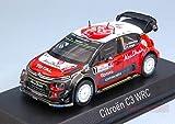 NOREV NV155363 CITROEN C3 WRC N.7 POLAND RALLY 2017 A.MIKKELSEN-A.JAEGER 1:43