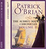 Volume Two, The Mauritius Command / Desolation Island / The Fortune of War (The Aubrey–Maturin Chronicles)