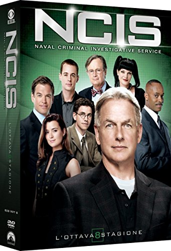 l investigative serviceStagione08 [6 DVDs] [IT Import] (Ncis-abby)