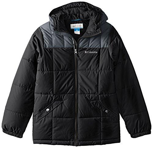 Columbia Wasserabweisende Jacke für Jungen, Gyroslope Jacket,