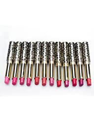 WINWINTOM 12Pcs/Set Moisturizing Lip Stick Set