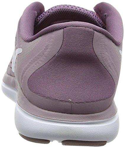 Nike Flex 2017 RN, Baskets Femme Violet (Violet Dust/white-plum Fog-ice Lilac)