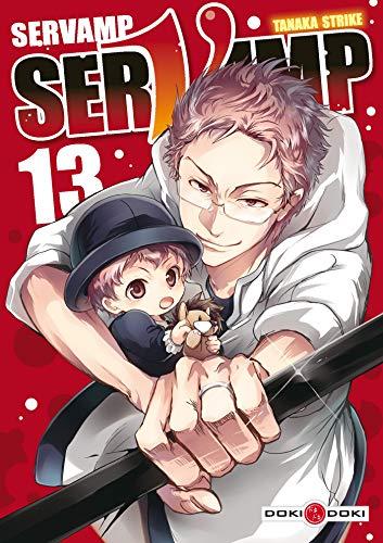 Servamp - Volume 13 par  Strike Tanaka