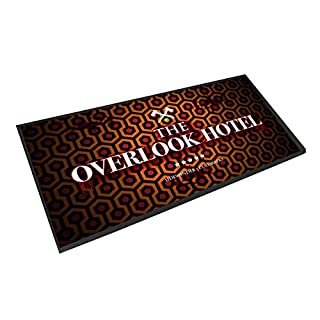 Artylicious The Overlook Hotel The Shining inspirierte Horrorfilm Bar Runner Bar Mat