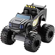 Blaze and the Monster Machines - Coche de camuflaje, color negro (Fisher-Price DKV72)
