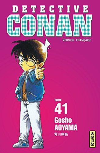 Détective Conan, tome 41 par Gosho Aoyama