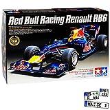 TAMIYA Red Bull Racing Renault RB6 Sebastian Vettel Formel 1 Weltmeister 2010 20067 Kit Bausatz 1/20 Modell Auto Modell Auto