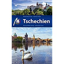 Tschechien Reiseführer Michael Müller Verlag: Individuell reisen mit vielen praktischen Tipps.