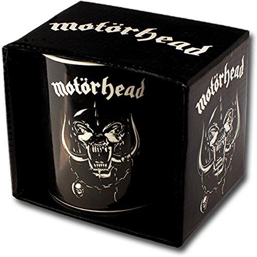 Motörhead - Rock Band tazza regalo tazza - Logo - ideale in confezione regalo
