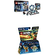 LEGO - Starter Pack Dimensions (PS3) + LEGO Dimensions - Chima Cragger