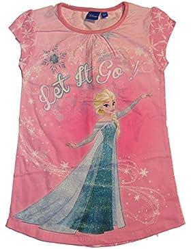 Disney Frozen - Die Eiskönigin Nachthemd mit Glitzer