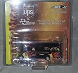 2002 UPS UPS Flame Package Car Diecast 1:64 Scale By Action Racing Collectables