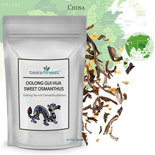 Oolong Gui Hua Sweet Osmanthus – 100 Gramm