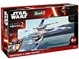Revell Modellbausatz Star Wars Resistance X-wing Fighter im Maßstab 1:50