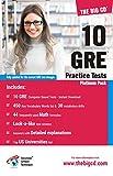 10 GRE Practice Tests - Platinum Pack