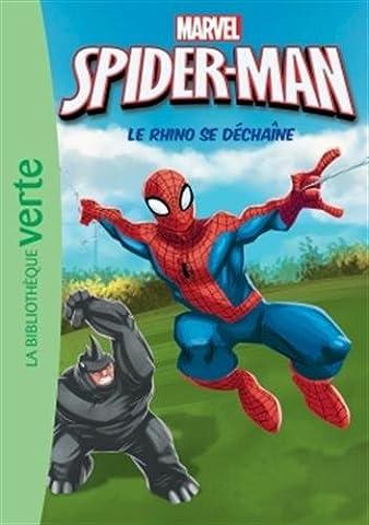 Spider-man 04 - Le Rhino se