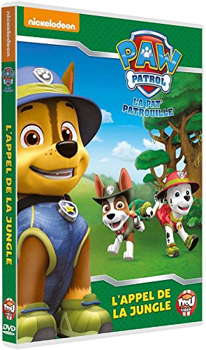 Paw Patrol, La Pat' Patrouille - 16 - L'appel de la jungle