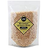 #7: Urban Platter Roasted Quinoa Puff, 300g [Unsalted, Gluten-free, Delicious & Fine Quality]