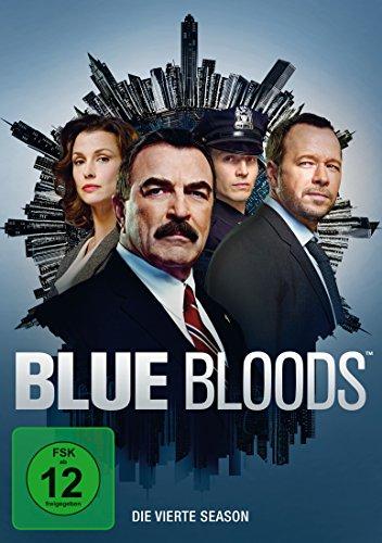 Blue Bloods - Die vierte Season [6 DVDs] (Dvd Donnie Wahlberg)