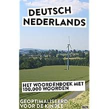 Deutsch - Nederlands: Het geoptimaliseerde woordenboek voor ebooks (Dutch Edition)