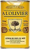 A L'Olivier - Olivenöl Zitrone , 250 ml