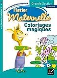 Coloriages magiques Grande Section