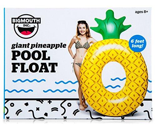 BigMouth Inc Riesen Ananas Pool Schwimmen - 5