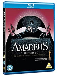Amadeus (Director's Cut) [Blu-ray] [Import anglais]