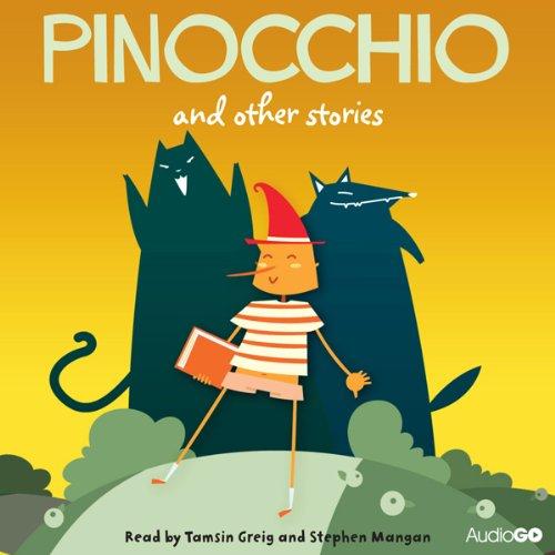 Pinocchio  Audiolibri