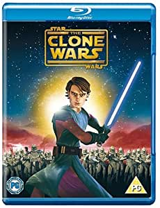 Star Wars - The Clone Wars [Blu-ray] [2008] [Region Free]