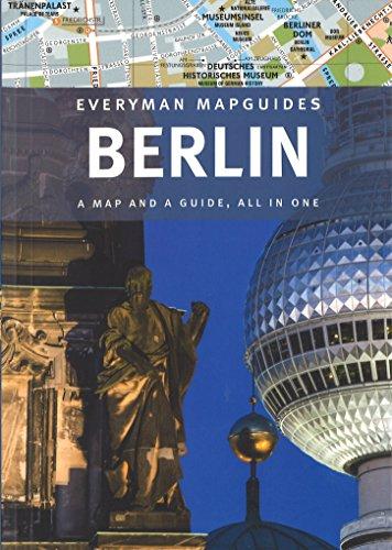 Berlin Everyman Mapguide: 2016 edition (Everyman Citymap Guide) - Mapguide York New