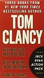 Tom Clancy's Jack Ryan Boxed Set (Books 1-3) by Tom Clancy (2013-11-06)